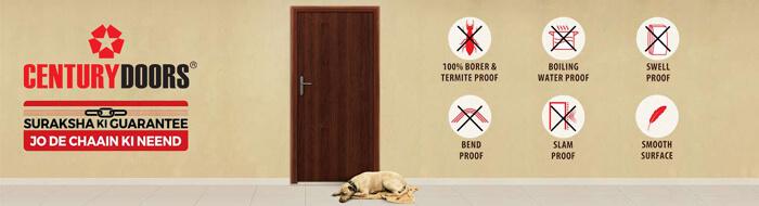 Century Club Prime Flush Door- IS:2202