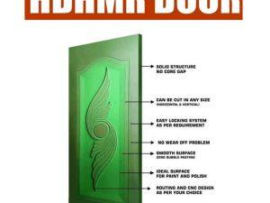 Action Tesa HDHMR Doors