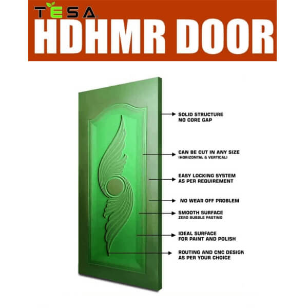Action Tesa HDHMR Doors