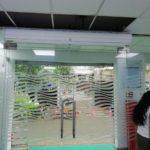 Air Curtain Installed (2)