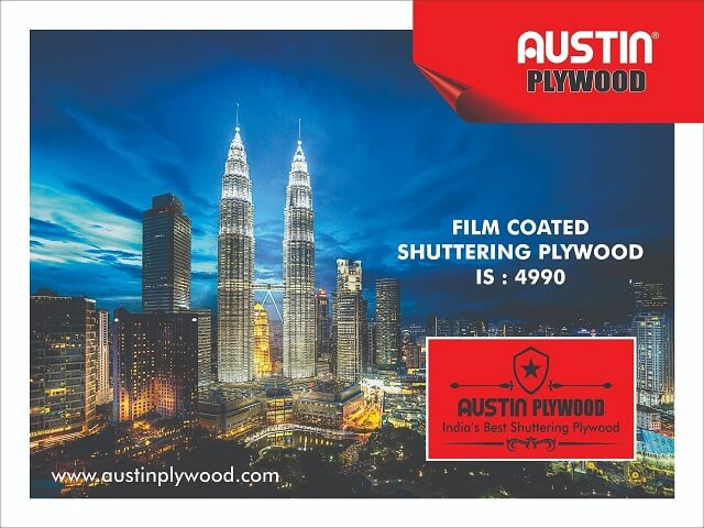 Austin Shuttering Plywood