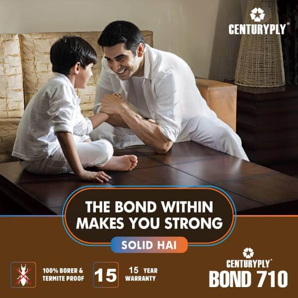 Century Bond 710 with 15yrs Warranty