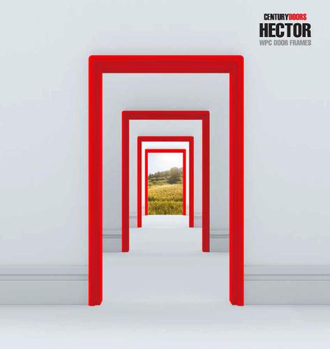 Century Hector WPC Door Frames 1