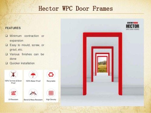 Century Hector WPC Door Frames