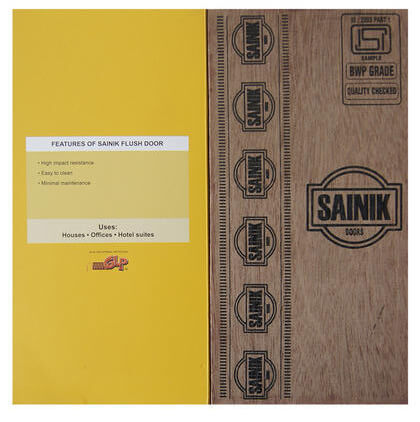 Century Sainik Flush Door2