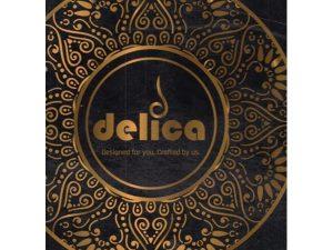Delica Charcoal Panels