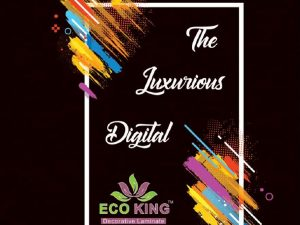 EcoKing Digital Laminate
