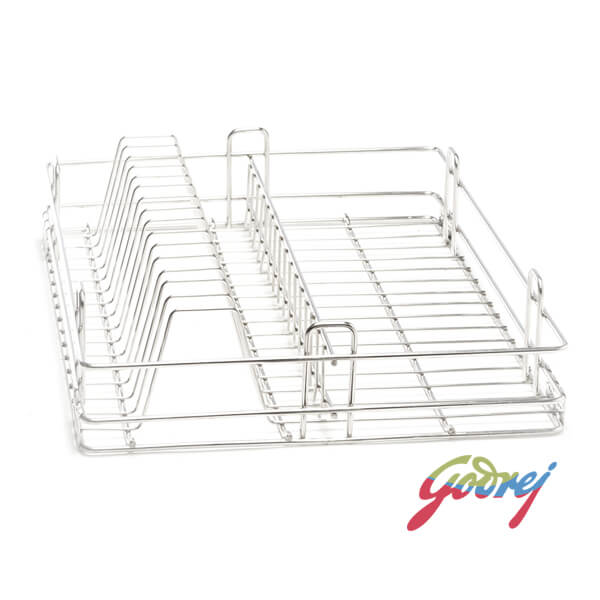 Godrej Cup Saucer Kitchen Basket