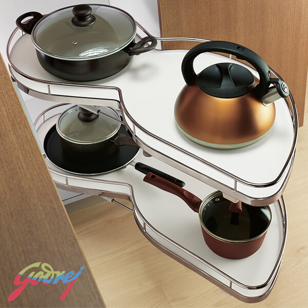 Godrej Swing Tray Kitchen Basket