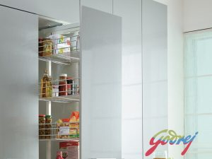 Godrej Tall Unit Kitchen Basket
