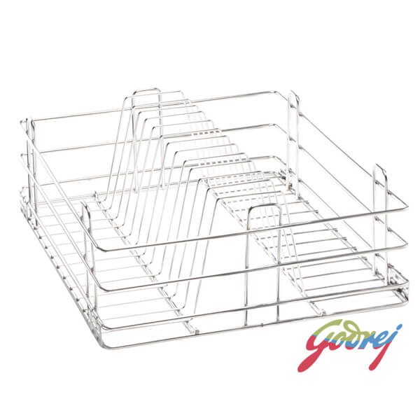 Godrej Plate Kitchen Basket