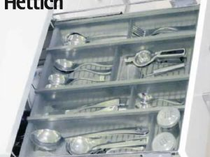 Hettich Cutlery Kitchen Basket