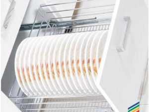 Hettich- Plate Inlet Kitchen Basket