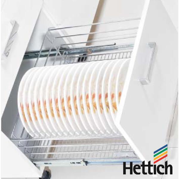 Hettich- Plate Inlet Kitchen Basket