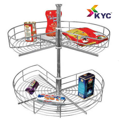 KYC Carousal Kitchen Basket