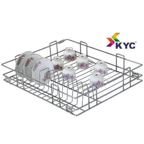 KYC Cup Saucer Kitchen Basket
