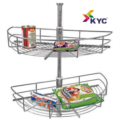 KYC D Tray Kitchen Basket