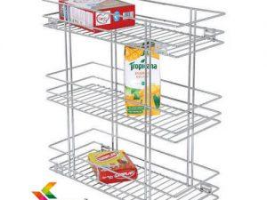 KYC Three Shelf Pullout Kitchen Basket
