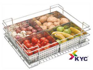 KYC Vegetable Kitchen Baskets