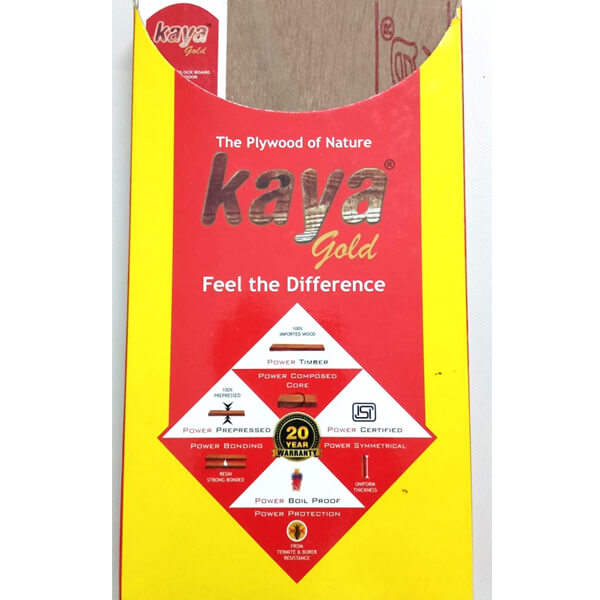 Kaya Gold Plywood