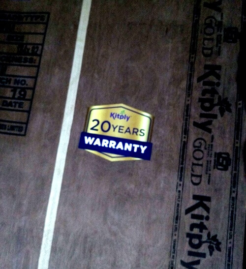 Kitply Gold Ply IS 710 BWP Plywood