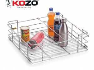 Kozo Bottle Kitchen Basket