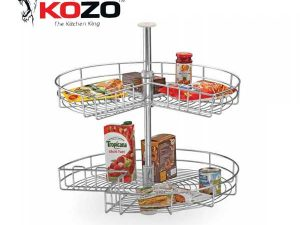 Kozo Carousal Kitchen Basket