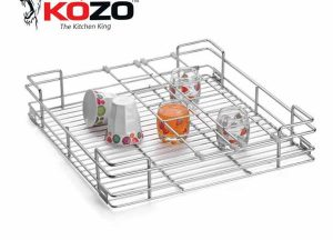 Kozo Glass Kitchen Baskets