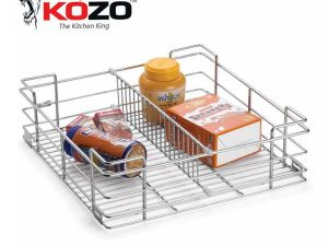 Kozo Partition Kitchen Baskets