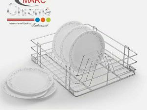Marc Chrome Plate Kitchen Baskets