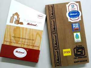 National Silver Plus 710 BWP Plywood