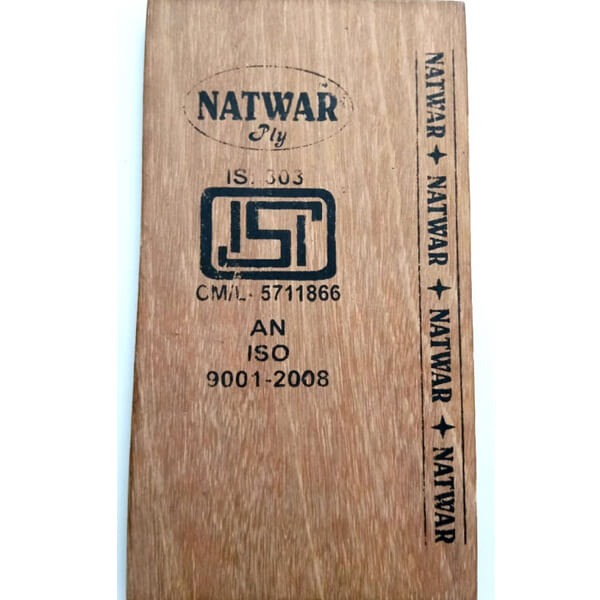 Natwar Ply IS 303 Plywoods