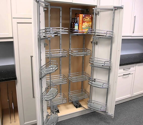 Pantry Kitchen Unit