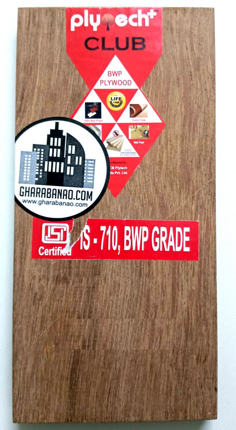 Plytech Red Core 710 BWP Plywood 1