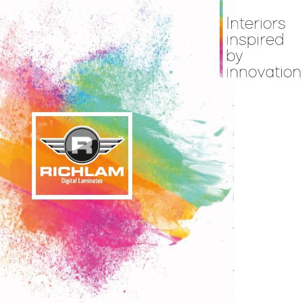 Richlam Kitchen Digital Laminates- 1.00mm