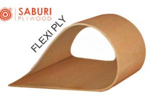 Saburi Gold Flexi Plywood