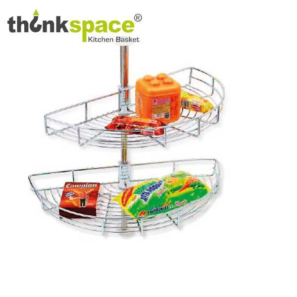 ThinkSpace D Tray Kitchen Basket