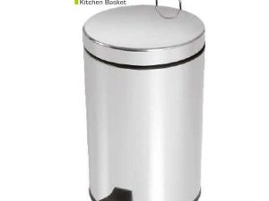 ThinkSpace Pedal Dustbin SS
