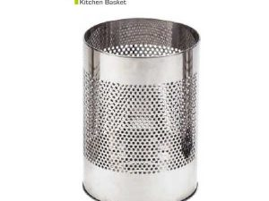 ThinkSpace Perforated Dustbin