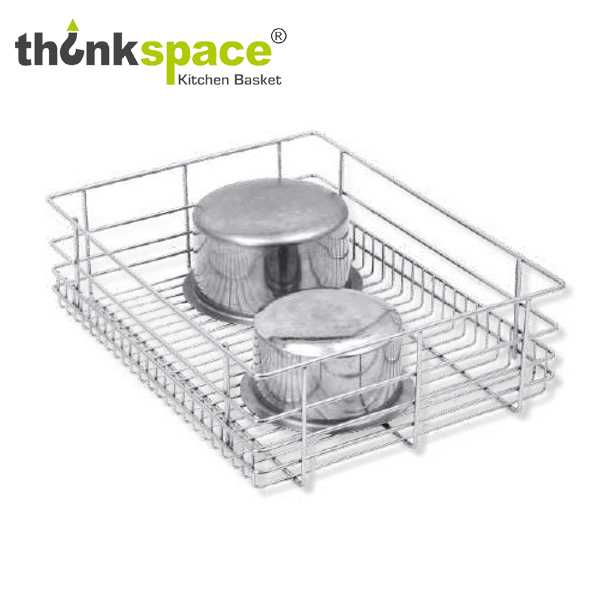 ThinkSpace Plain Kitchen Baskets