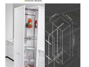 ThinkSpace Tall Kitchen Unit