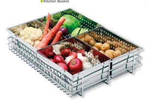 ThinkSpace Vegetable Kitchen Baskets