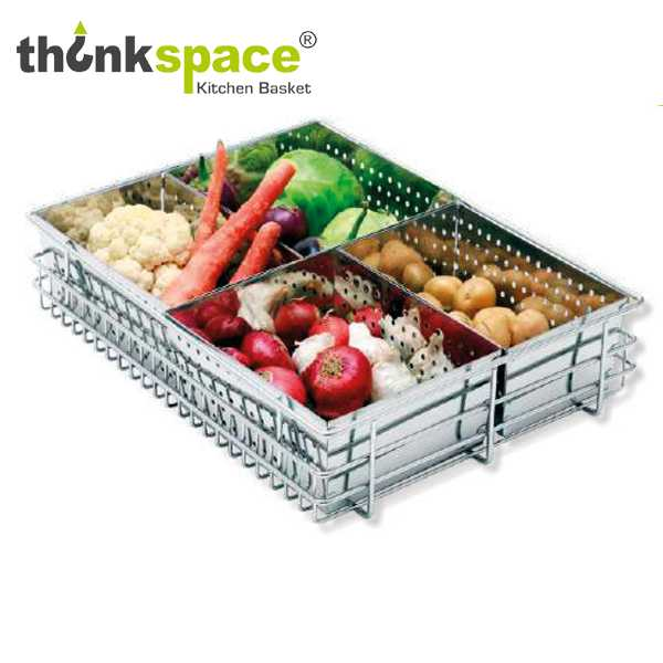 ThinkSpace Vegetable Kitchen Baskets