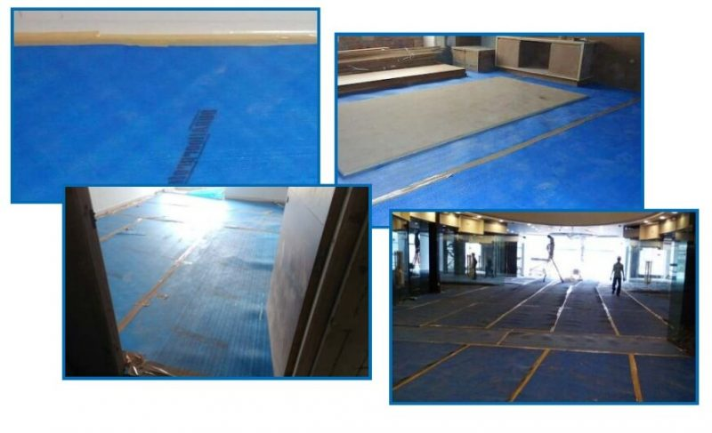 Usage and demonstration of Floor Protection Sheets (2) (1)