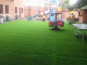 Artificial Grass for Play Schools