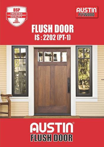 Austin Flush Doors