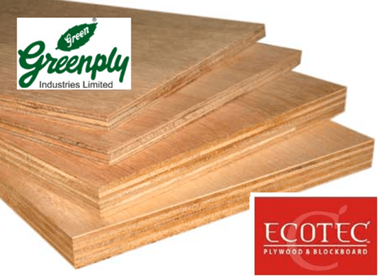 Greenply Ecotec 710 BWP Plywood