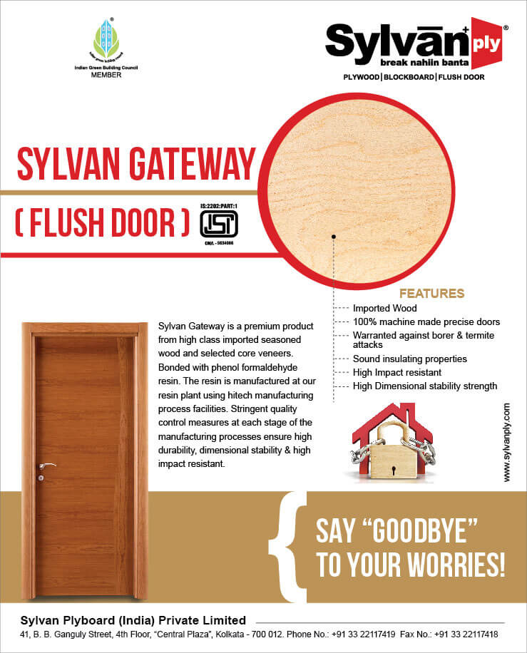 sylvan ply flush doors1