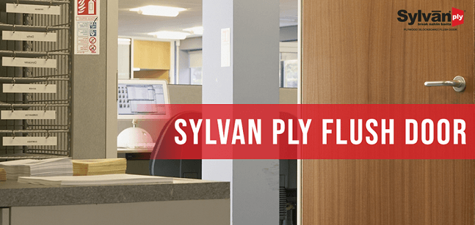 Sylvan Flush Doors