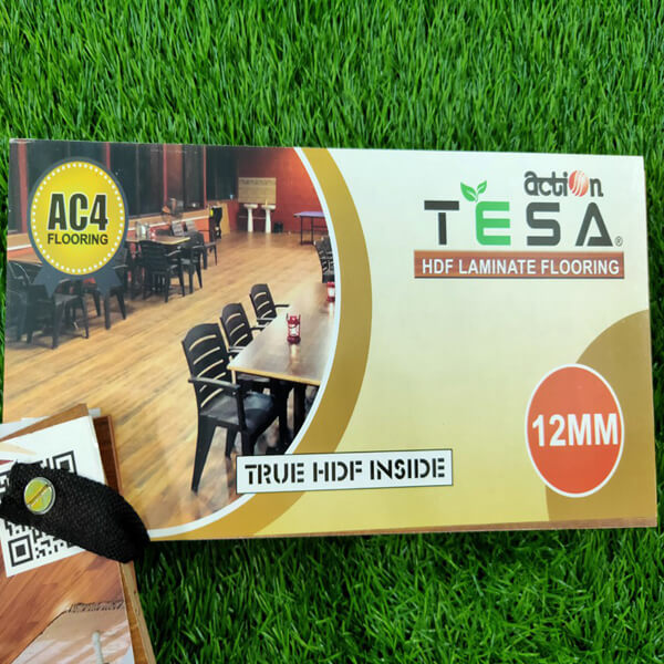Action Tesa Wooden Flooring- AC4 12mm